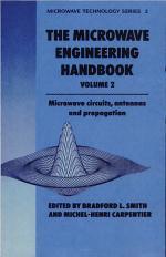 Microwave Engineering Handbook: Microwave circuits, antennas, and propagation