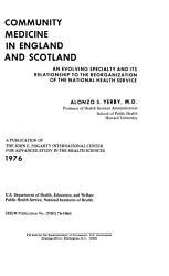 Community Medicine in England and Scotland PDF