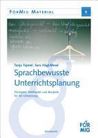Sprachbewusste Unterrichtsplanung PDF