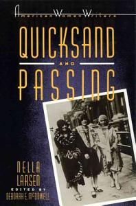 Quicksand   And  Passing Book