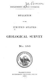 A Bibliographic Index of North American Carboniferous Invertebrates: Volume 8, Issue 153