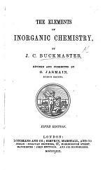 The Elements of Inorganic Chemistry