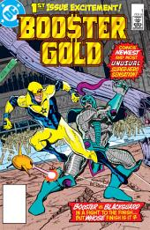 Booster Gold (1985-) #1
