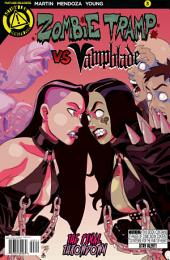 Zombie Tramp vs Vampblade #3: Book 1