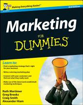 Marketing For Dummies: Edition 3