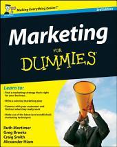 Marketing For Dummies: Edition 3