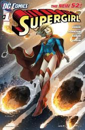 Supergirl (2011-) #1