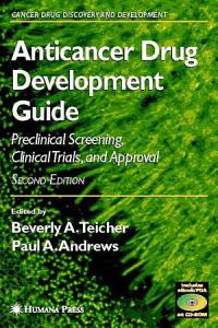 Anticancer Drug Development Guide Book