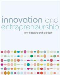 Innovation And Entrepreneurship Book PDF