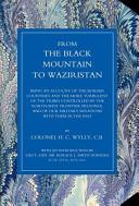 From the Black Mountain to Waziristan PDF