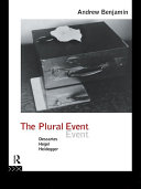 The Plural Event