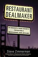 Restaurant Dealmaker Book