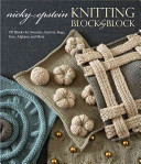 Knitting Block by Block Book