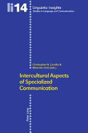 Intercultural Aspects of Specialized Communication