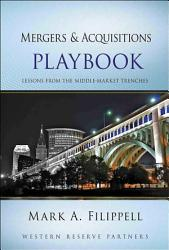 Mergers And Acquisitions Playbook Book PDF