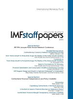 IMF Staff Papers, Volume 52, No. 2