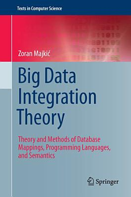 Big Data Integration Theory PDF