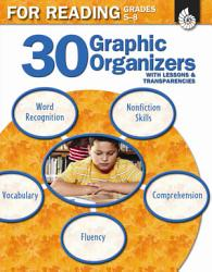 30 Graphic Organizers For Reading Graphic Organizers To Improve Literacy Skills  Book PDF