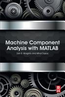Machine Component Analysis with MATLAB PDF