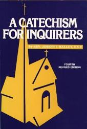 Catechism for Inquirers