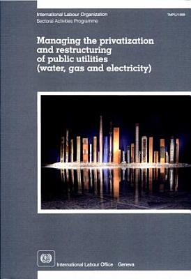 Managing the Privatization and Restructuring of Public Utilities  water  Gas and Electricity  PDF