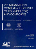 V International Conference on Times of Polymers  TOP  and Composites PDF