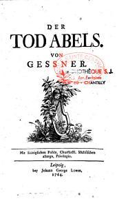 Der Tod Abels von Salomon Gessner