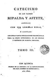 Catecismo de los PP. Ripalda y Astete, 3
