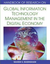 Handbook of Research on Global Information Technology Management in the Digital Economy