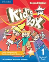 Kid s Box American English Level 1 Student s Book PDF