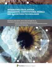 Integrating Visual System Mechanisms  Computational Models and Algorithms Technologies PDF