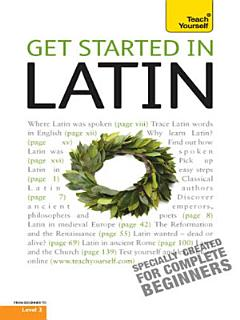 Get Started in Latin Absolute Beginner Course Book