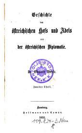 Geschichte der Deutschen Hofe