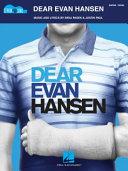 Dear Evan Hansen  Strum   Sing Guitar Book