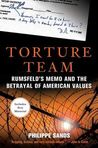Torture Team Book