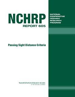 Passing Sight Distance Criteria