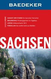 Baedeker Reiseführer Sachsen: Ausgabe 8