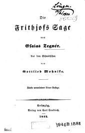 Die Frithjofs-Sage