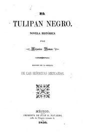 El Tulipan negro: novela historica