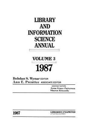 Library and Information Science Annual PDF
