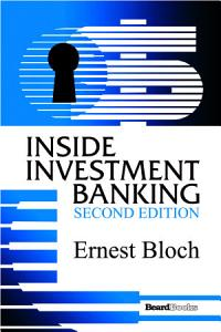 Inside Investment Banking PDF