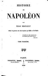 Histoire de Napoléon