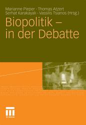 Biopolitik   in der Debatte PDF