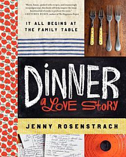 Dinner  A Love Story Book
