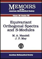 Equivariant Orthogonal Spectra and S-Modules: Issue 755
