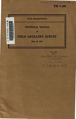 Field Artillery Survey