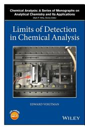 Limits of Detection in Chemical Analysis