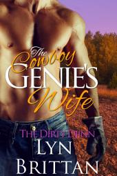 The Cowboy Genie's Wife: A Paranormal Western Romance