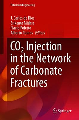 CO2 Injection in the Network of Carbonate Fractures