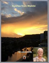 Sunrise from Waikiki